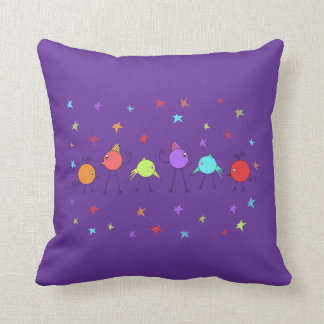 Disco Chicks Cushion
