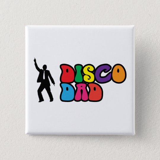 Disco Dad - A Psychedelic Gift for Dad
