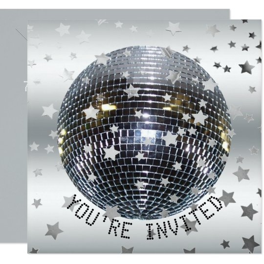 Disco Dance Birthday Party | Retro 70s Disco