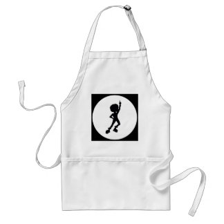 Disco dancer standard apron