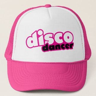 Disco Dancer Trucker Hat