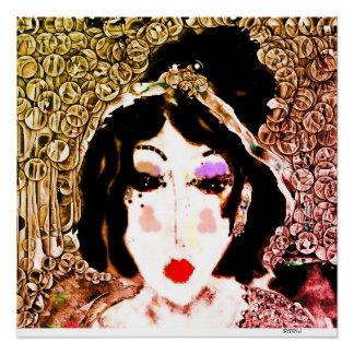 Disco- Diva II_Fine-Art(c) Poster