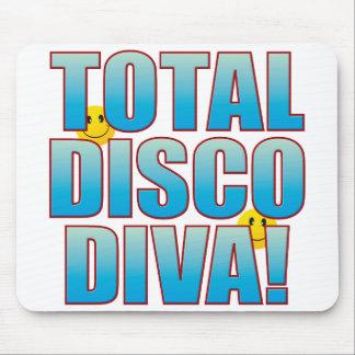 Disco Diva Life B Mouse Mat