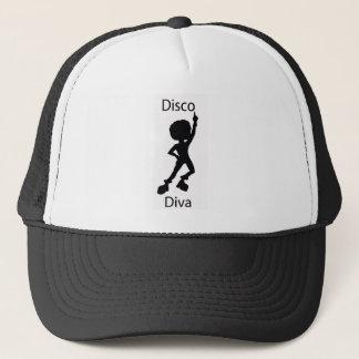 Disco Diva Trucker Hat