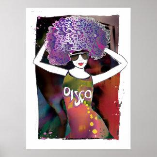 Disco Diwa Poster