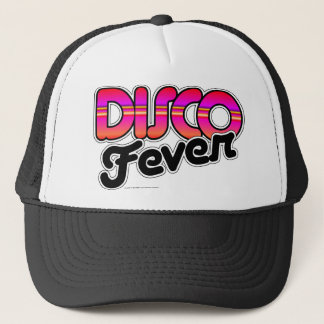 Disco Fever Trucker Hat