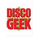 Disco Geek v2 Postcards