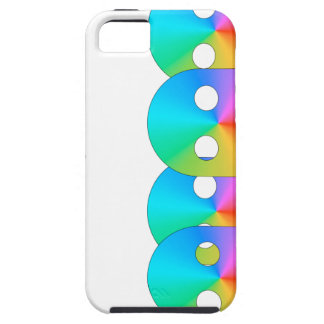 disco ghosts iPhone 5 cases