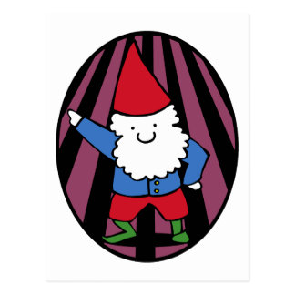 Disco Gnome Night Fever Post Cards