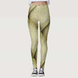 Disco Gold Leggings