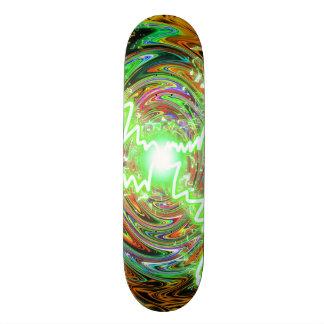 Disco Inferno 19.7 Cm Skateboard Deck