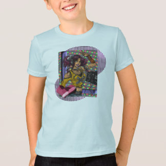 Disco -  Kids American Apparel T-Shirt