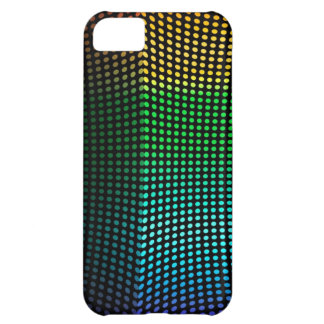 Disco Light Night Club Looks Colours Rainbow iPhone 5C Covers