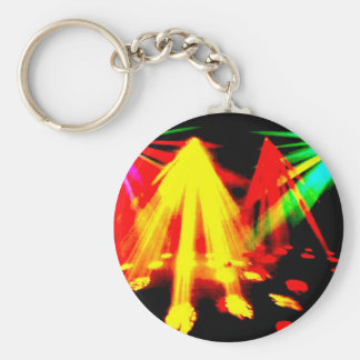 disco_lights - centre pic keychain
