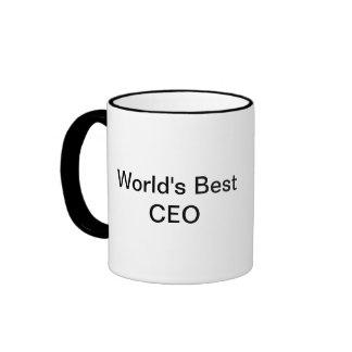 Disco Melee World's Best CEO mug