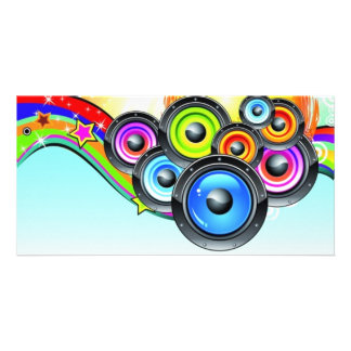 Disco-party-727x1023 Photo Greeting Card