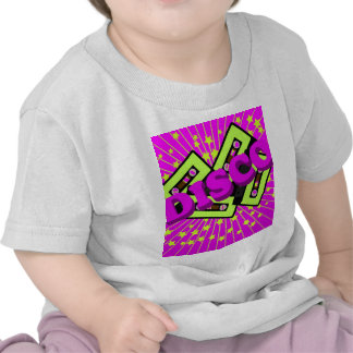 Disco Party Tee Shirts