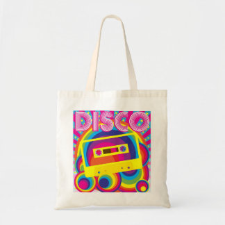 Disco Party Tote Bag