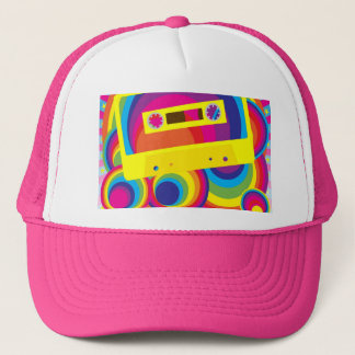 Disco Party Trucker Hat