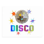Disco Post Cards