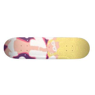 Disco Queen Skate Board