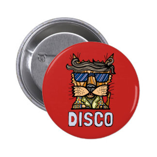 """Disco"" Round Button"