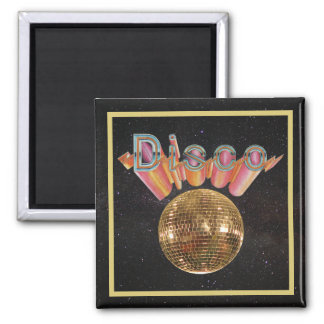 Disco the Night Away Magnet