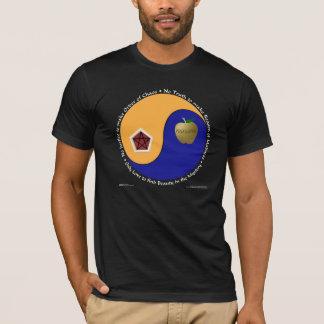 Discordian Chao (dark shirts) T-Shirt