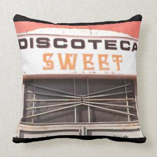Discoteca - Rioja Spain Throw Pillow