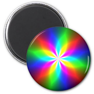 DiscoTech 2 6 Cm Round Magnet