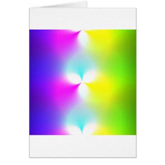 DiscoTech 3 Greeting Card