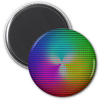 DiscoTech 5 Fridge Magnets