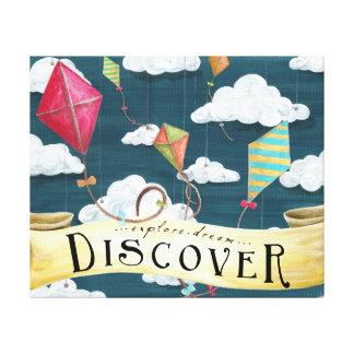 Discover Canvas Prints