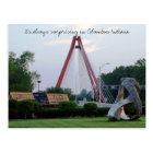 Discover Surprising Columbus Indiana Postcard