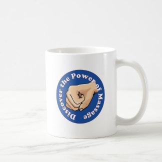 Discover the power of massage coffee mug