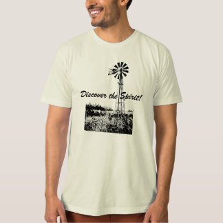 Discover the Spirit North Dakota shirt