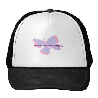 Discover Your Inner Butterfly Cap