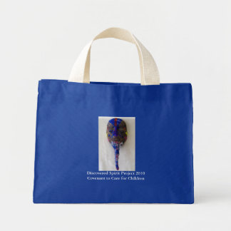 Discovered Spirit Project 2010Covena Canvas Bags