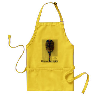 Discovered Spirit yellow apron