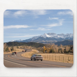 Discovering America Mouse Pad