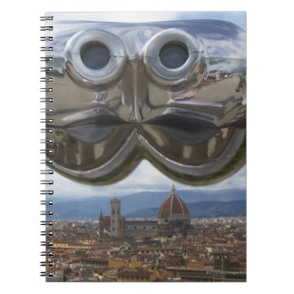 Discovering Florence in Italy Notebook