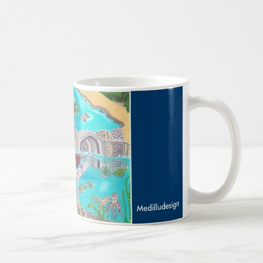 Discovering Nature Mug cup