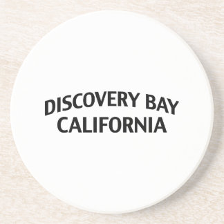 Discovery Bay California Drink Coasters