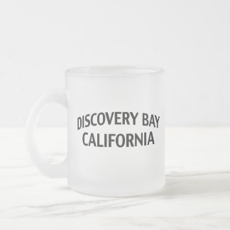 Discovery Bay California Mug