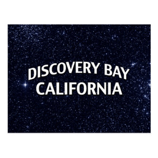 Discovery Bay California Post Card