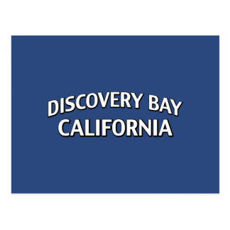 Discovery Bay California Postcards