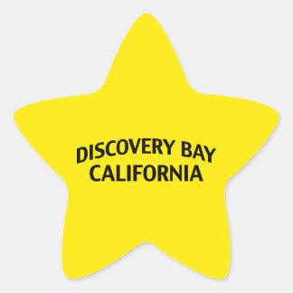 Discovery Bay California Sticker