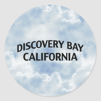 Discovery Bay California Stickers