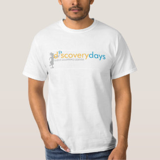 Discovery Days Adult Sweatshirt or T-Shirt