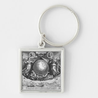 Discovery of America Key Ring